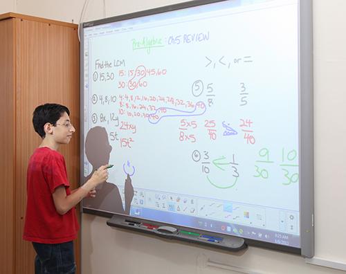 JAIS Middle School Mathematics