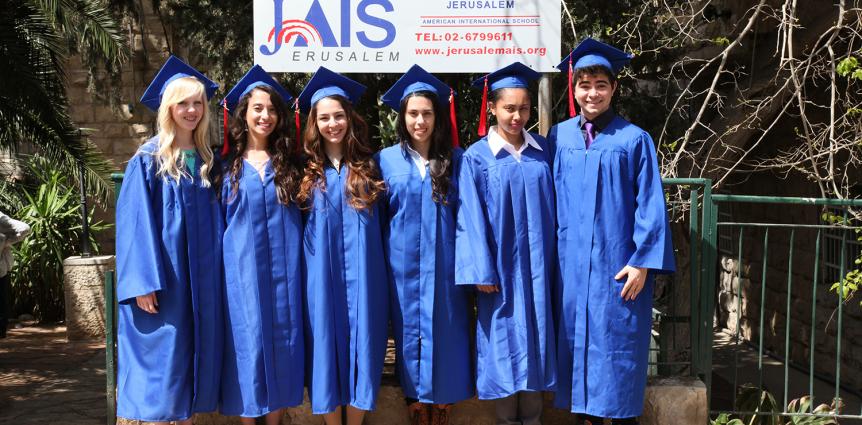 Photo of JAIS Seniors