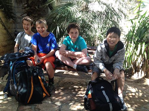 JAIS Middle School Summer Camp