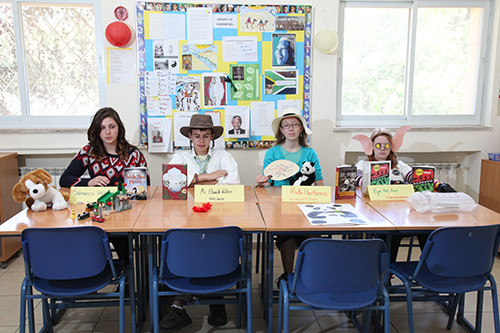 JAIS Middle School Humanities